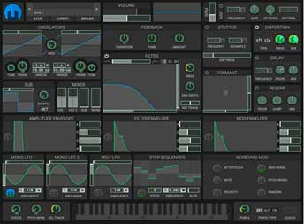 Helm - Free Music Production Software