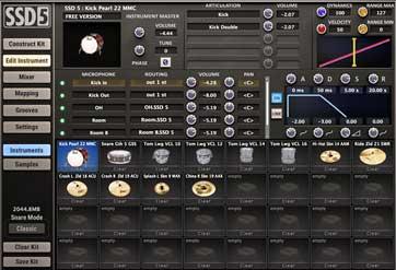 Stevens Slate Drums 5 Free Edition