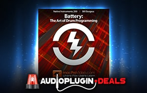 battery - the art of drum programming