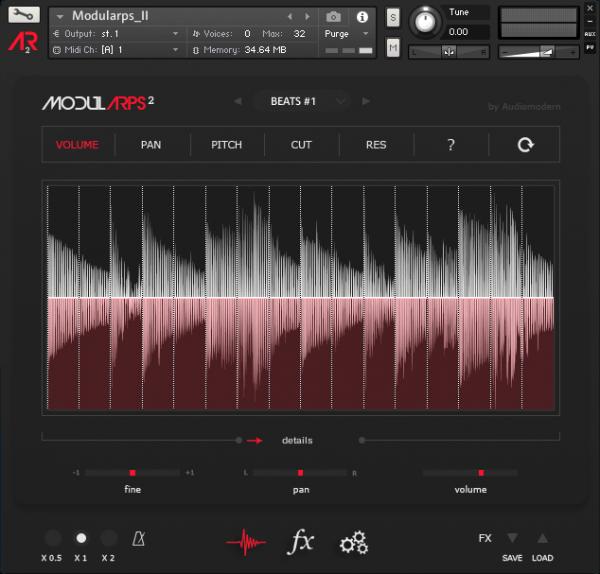 audiomodern modulararps bundle