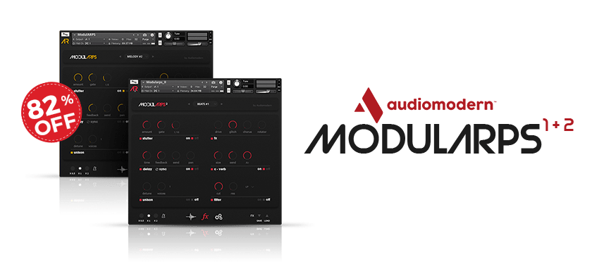 modularps bundle by audiomodern