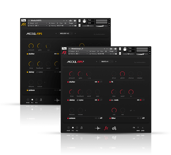 audiomodern modulararps bundle