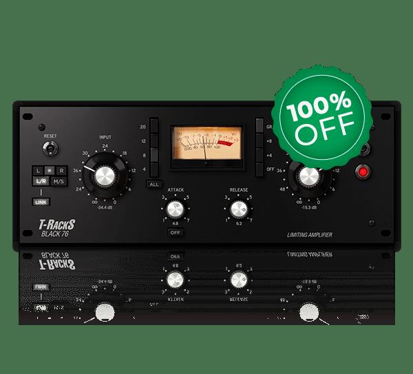 Black 76 Limiting Amplifier (FET Compressor/Limiter) by IK