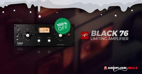 Black 76 Limiting Amplifier FET Compressor/Limiter by IK Multimedia