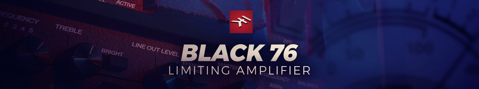 Black 76 Limiting Amp