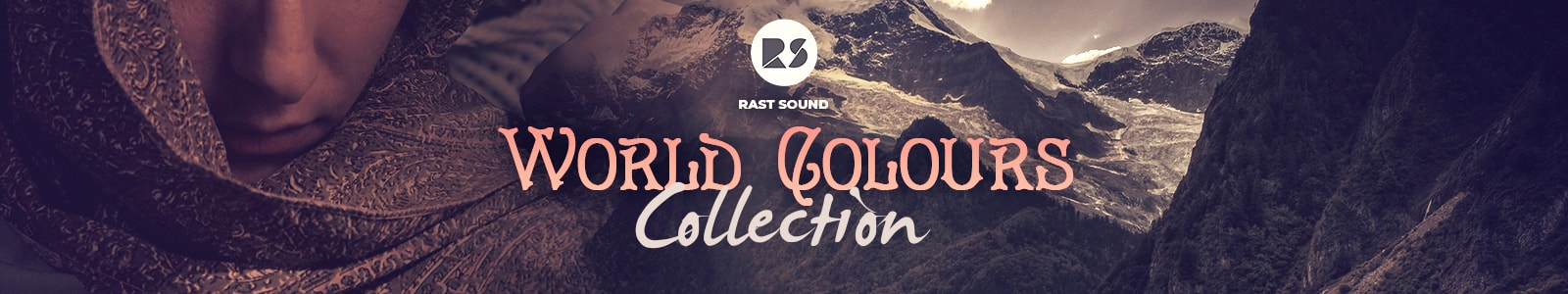rast sound world colors collection