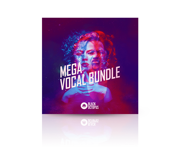 black octopus mega vocal bundle