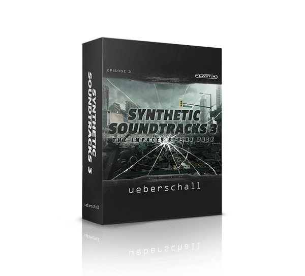 synthetic soundtracks 3 by ueberschall