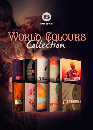 rast sound world colleciton
