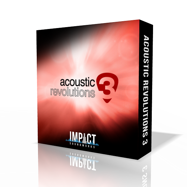 acoustic revolutions 3
