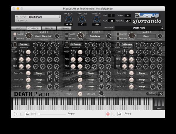 Production Voices Piano Bundle