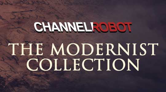 modernist collection by channel robot