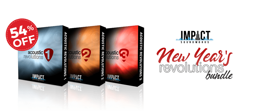 acoustic revolutions bundle by isw