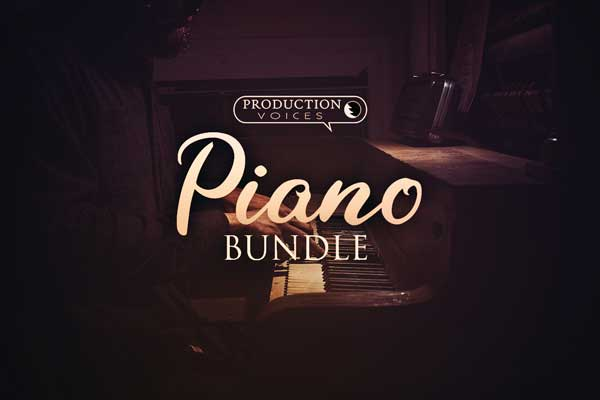 SFZ Piano Bundle by Production Voices