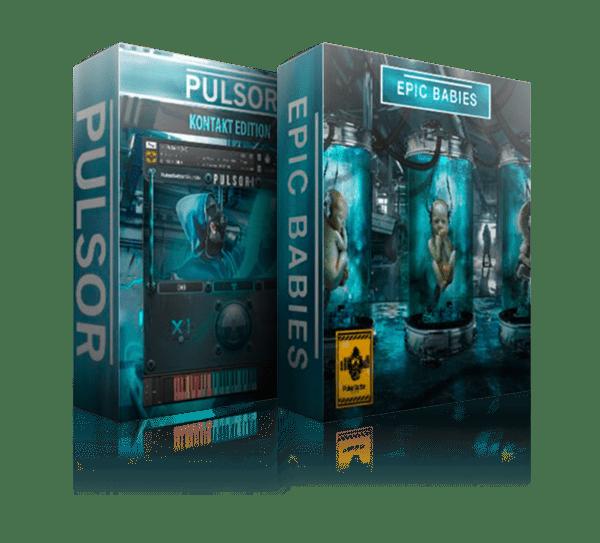 Scoring Sounds Bundle by Pulsesetter Sounds