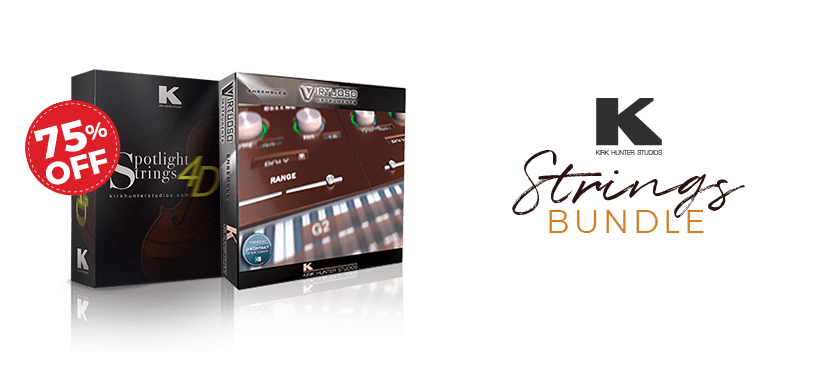 Kirk Hunter Studios String Bundle