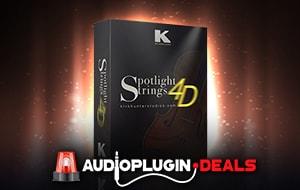 SPOTLIGHT STRINGS 4D