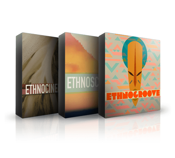 Get Ethno Collection by Rast Sound
