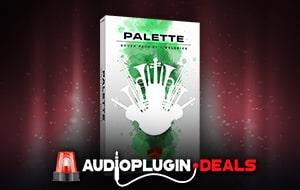 palette melodics
