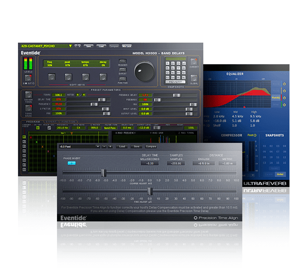 Eventide Mixing Bundle
