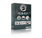 VLA-FET - VINTAGE FET LEVELING AMPLIFIER by Black Rooster Audio