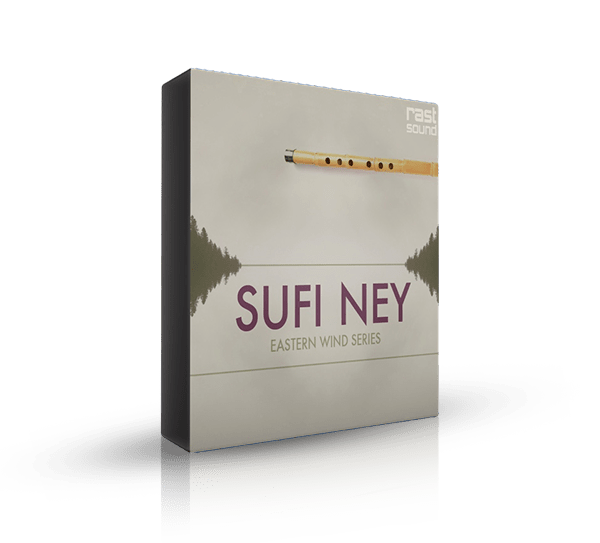 sufi ney by rast sound