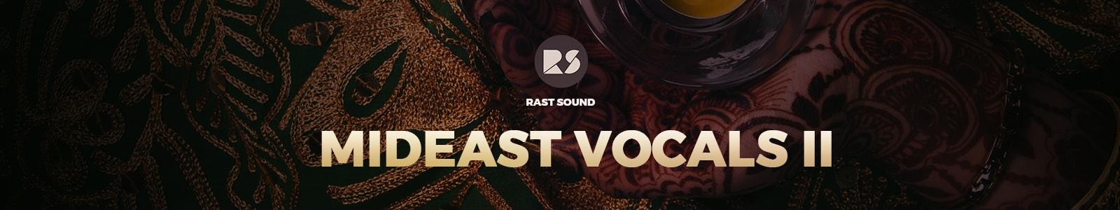 MidEast Vocals II by rast sound