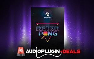 Retro Pong by Lunatic Audio