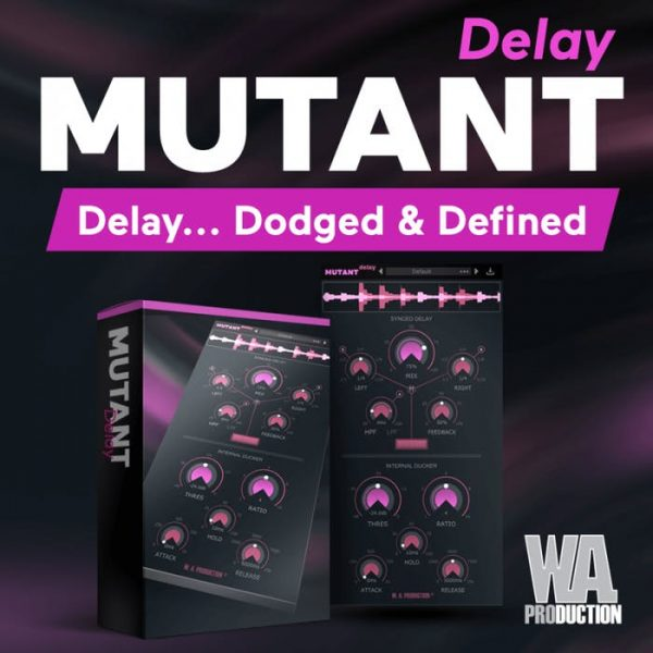 mutant delay plugin by wa production
