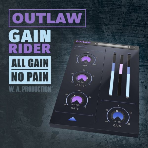 outlaw mega pack by wa production
