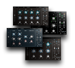 Equalizer Bundle by Mogwai Audio Tools