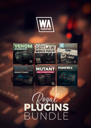 Royal Plugins Bundle by WA Production
