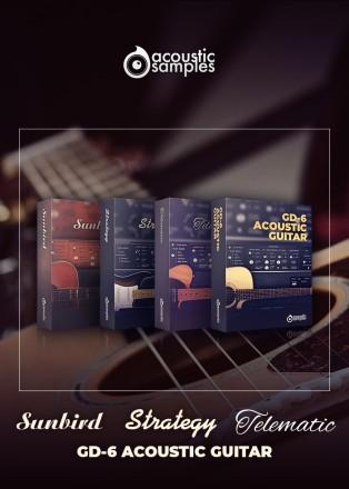 acousticsamples guitar bundle