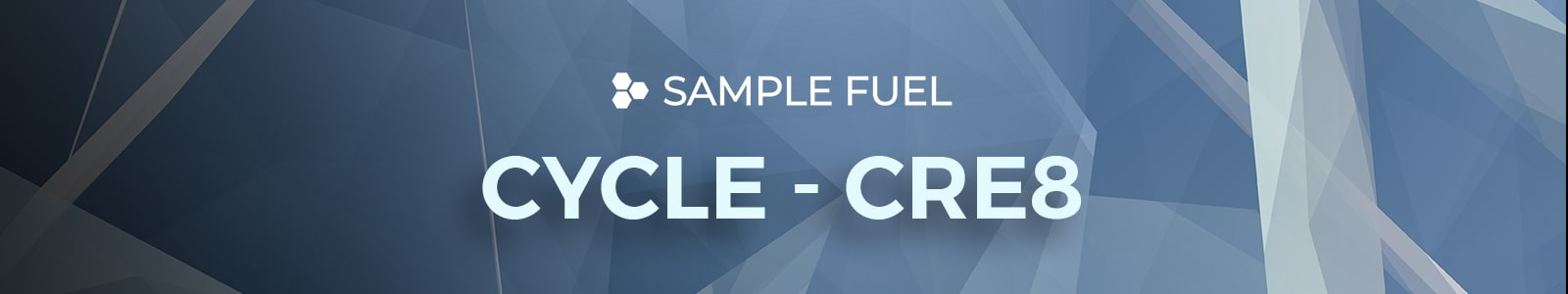 CYCLE - CRE8 by SAMPLE FUEL
