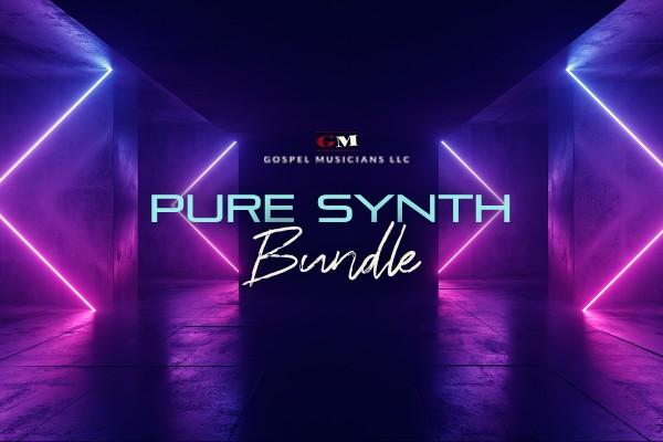 gospel musicians pure synth bundle