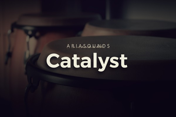Catalyst Cinematic Drums by ARIA SOUNDS