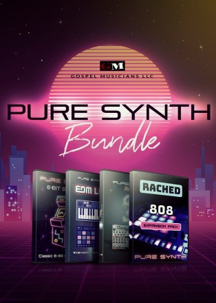 Pure Synth Bundle by Gospel Musicians