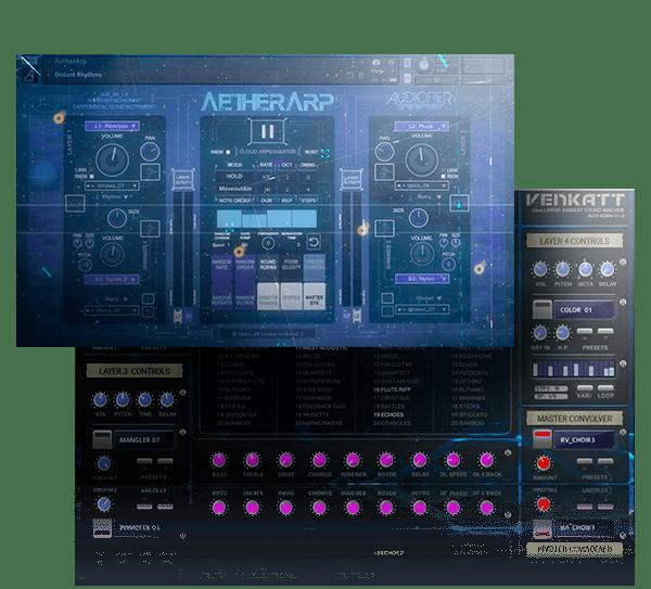 Audiofier Ambient Bundle
