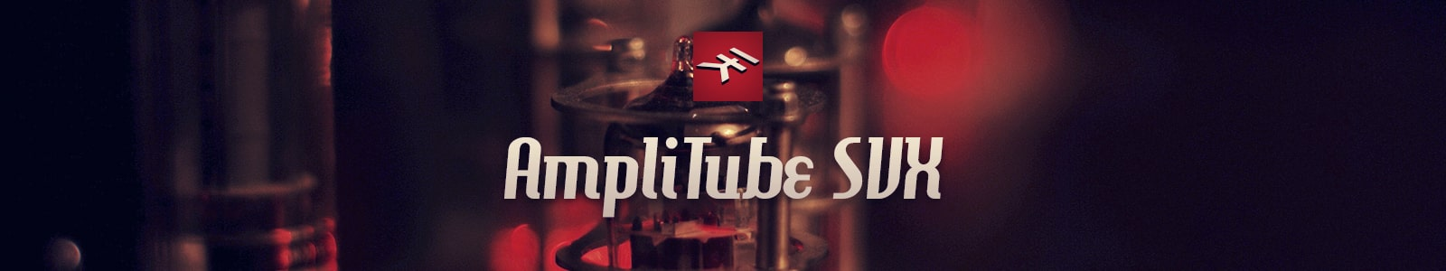 AmpliTube SVX