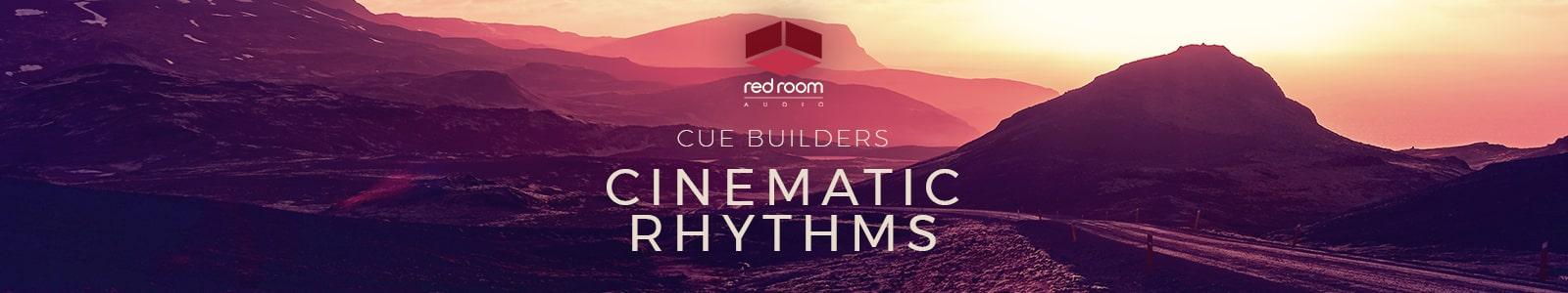 cue builders cinematic rhythms