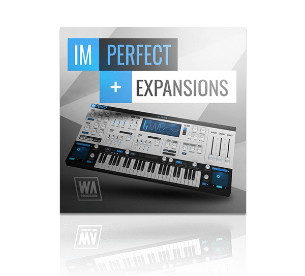 Imperfect Synthesizer + Expansions by WA Production