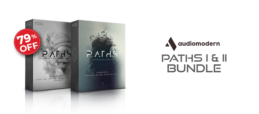 Paths 1 & 2 Bundle by Audiomodern