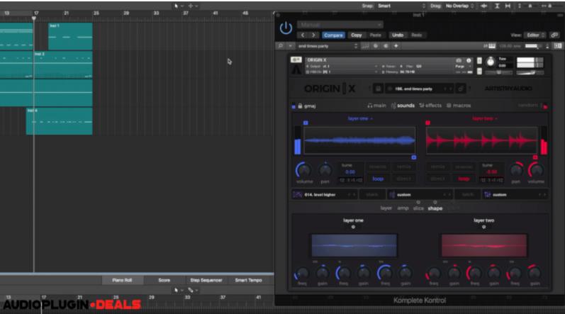 Origin X by Artistry Audio