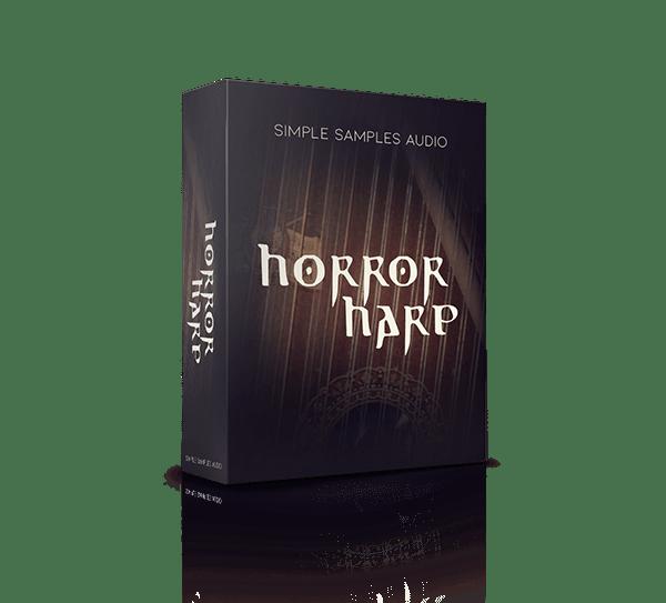 Horror Harp by Simple Samples Audio