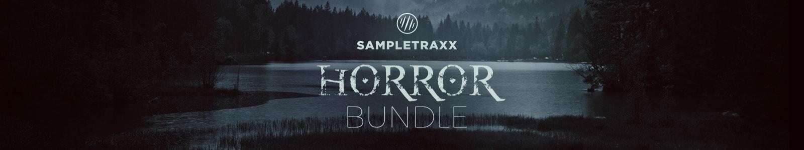 SAMPLETRAXX HORROR BUNDLE