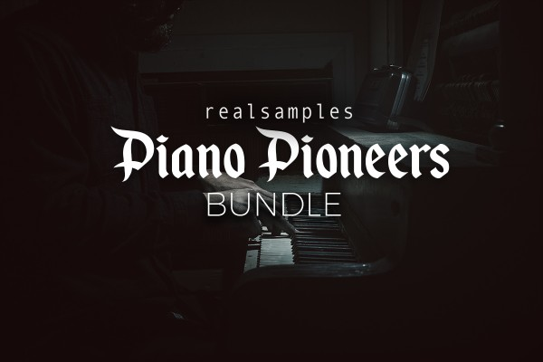 Piano Pioneers Bundle by realsamples