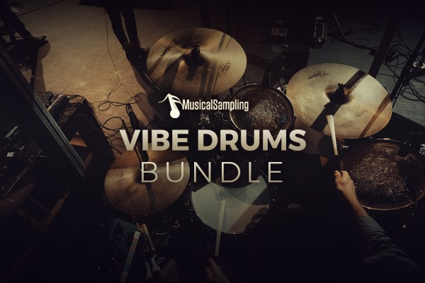 Vibe Drums Bundle by MusicalSampling