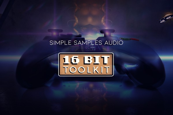 16 Bit Toolkit by Simple Samples Audio