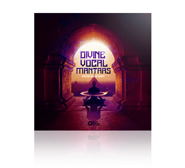 Divine Vocal Mantras by Black Octopus Sound