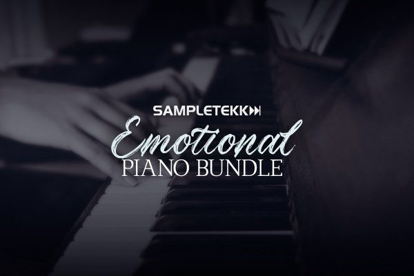 Sampletekk Emotional Piano Bundle
